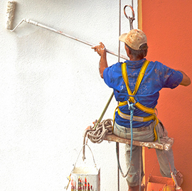 HIRING A QUALIFIED PAINTER
